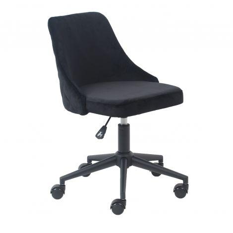 Bureaustoel Homy - zwart