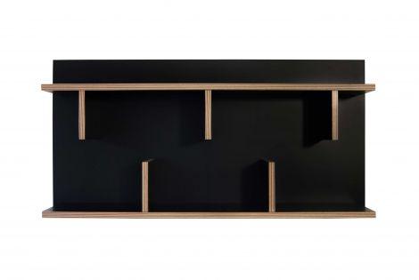 Wandrek Basel - zwart/multiplex