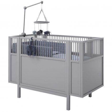 Babybed Janne - grijs
