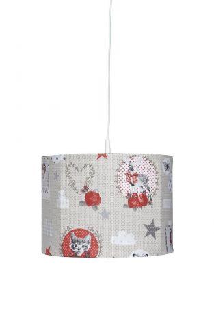 Hanglamp Lovely - zandkleurig