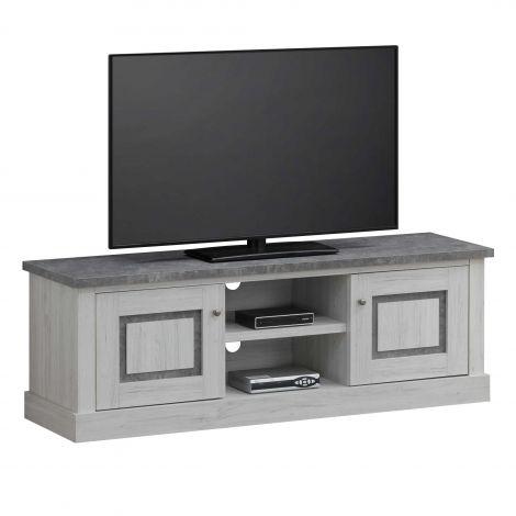 Tv-meubel Hannelore 155cm - grijs