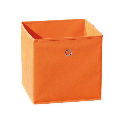 Plooibare opbergmand Winny - oranje