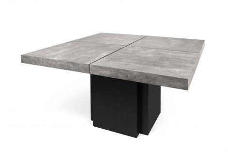 Eettafel Dust - 130x130 cm