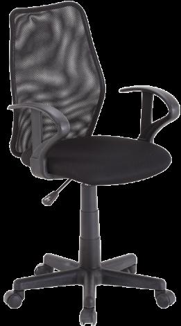 Bureaustoel Job - zwart