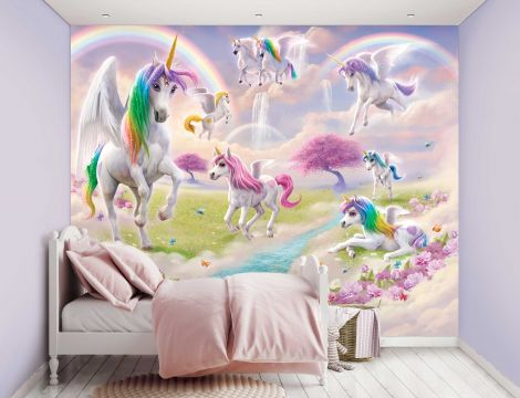 Kinderbehang Magical Unicorn
