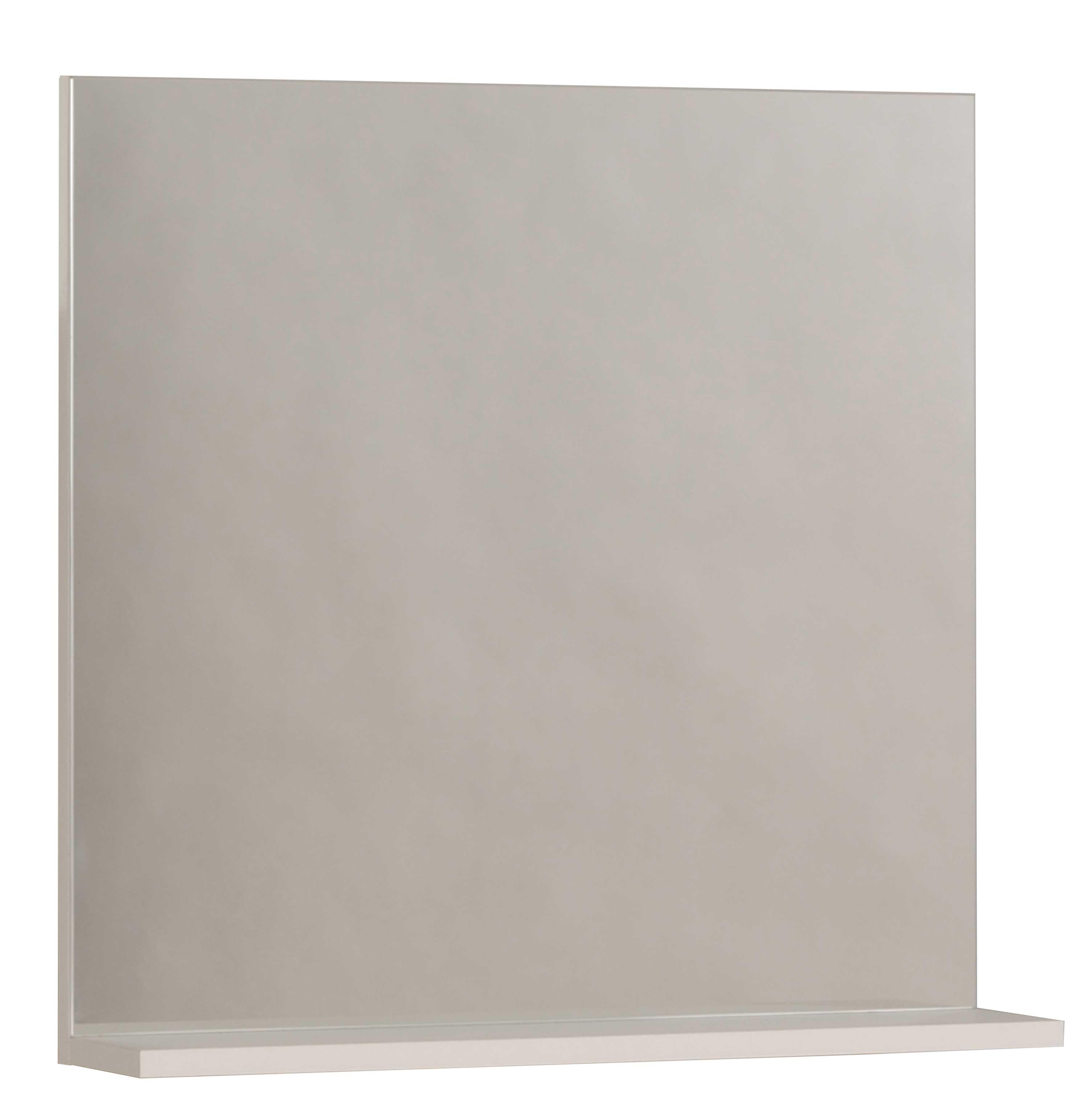 goedkope Spiegel inclusief legplankje Syane Parisot Wit PA2435