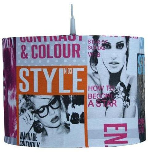 Hanglamp Fashion Fuchsia