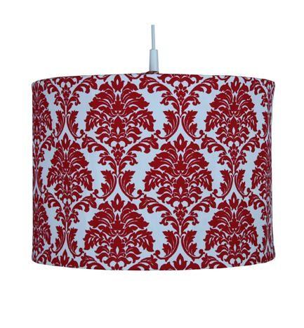 Hanglamp Retro rood