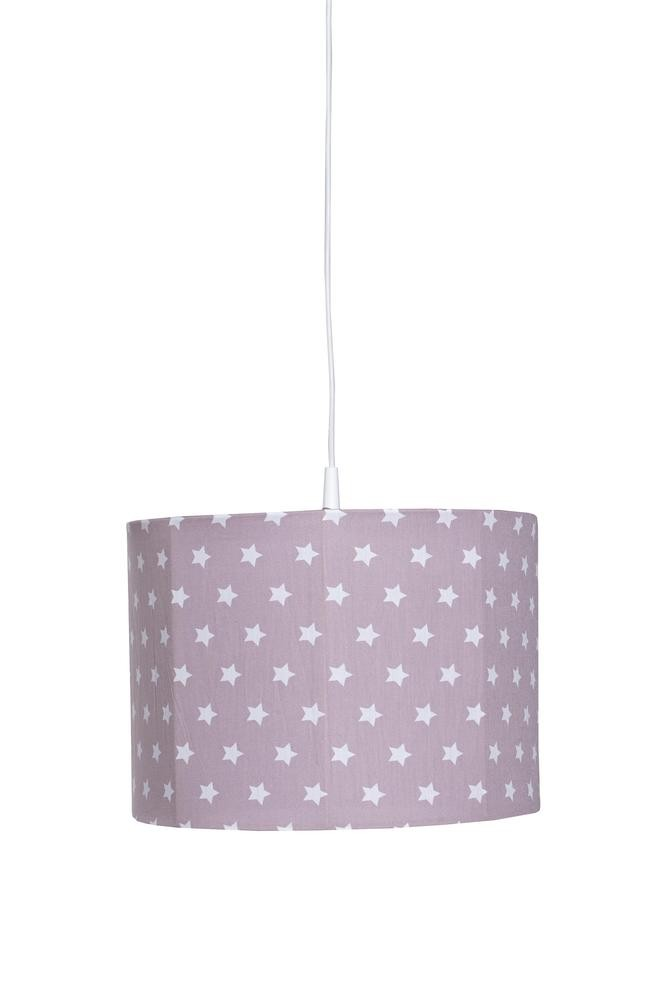 Hanglamp Big Stars roze